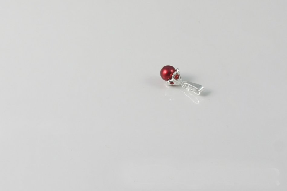 Pandantiv perla sintetica 1625-P