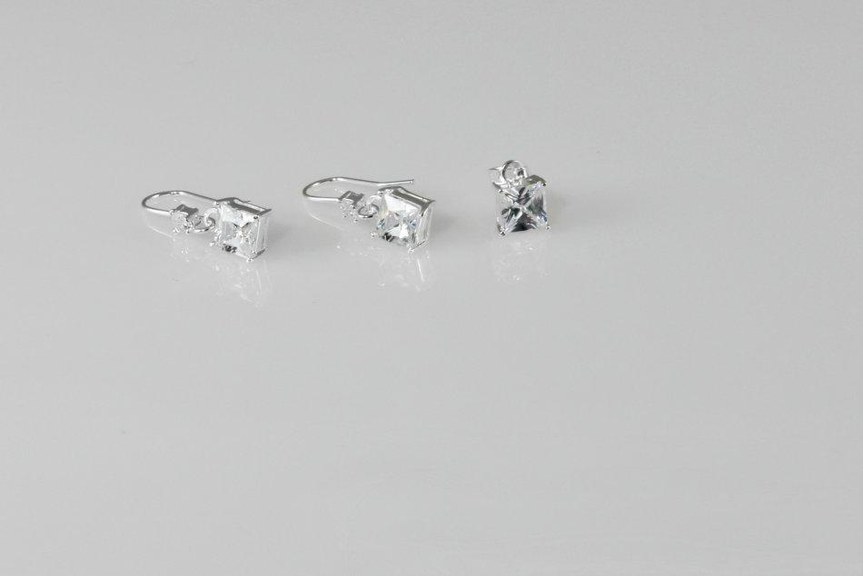 Set argint cu Zirconiu 1629-S