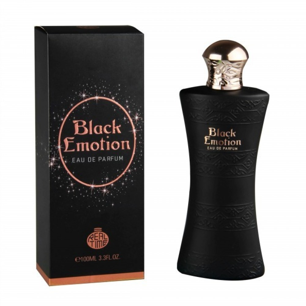Apa de parfum Black Emotion  ; 2203-A