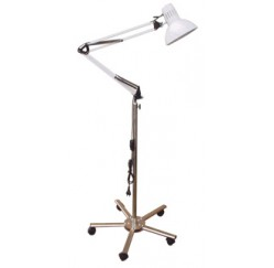 Lampa de examinare cu suport - iluminare Halogen - baza plastic