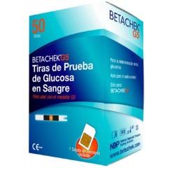Test de glicemie BetaChek G5
