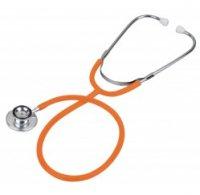 Stetoscop Moretti cu capsula dubla- aluminiu