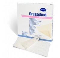 Pansament impregnat cu unguent neutru Grassolind® neutral 7,5 cm