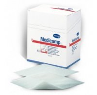 Comprese absorbante Medicomp® din material netesut 7,5 cm