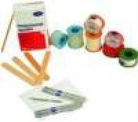 Leucoplast, banda adeziva, plasturi