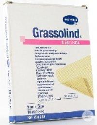 Grassolind® neutral - Tul din bumbac impregnat cu substanta grasa, pe baza de parafina