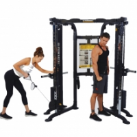 APARAT MULTIFUNCTIONAL TRAINER DELUXE, WB-FTD19, POWERTEC