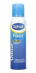 Spray pt. indepartarea mirosului picioarelor