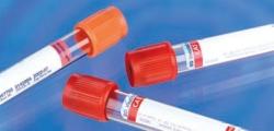 VACUTAINER 10 ml siliconat, fara aditiv