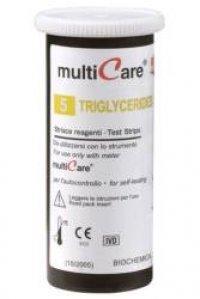 Test de trigliceride MultiCare
