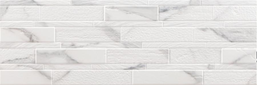 30.90 gadina white mozaic