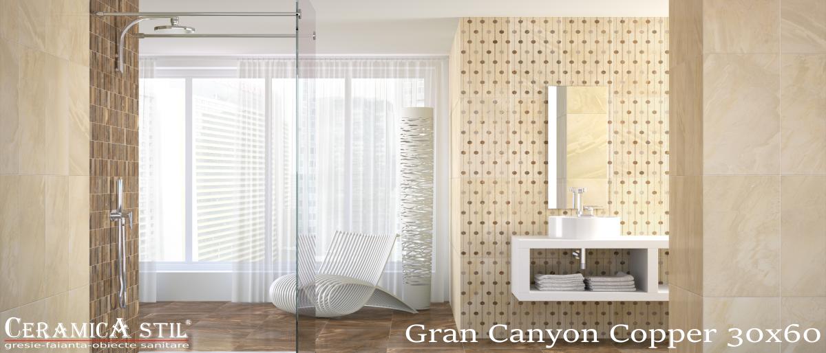 Gran Canyon Copper  31.6*63.2
