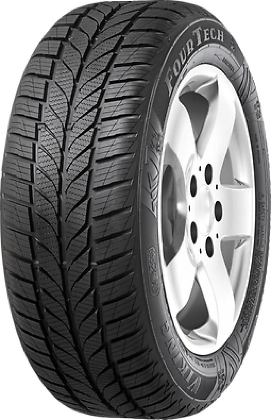 165/60R14 75H Viking FourTech