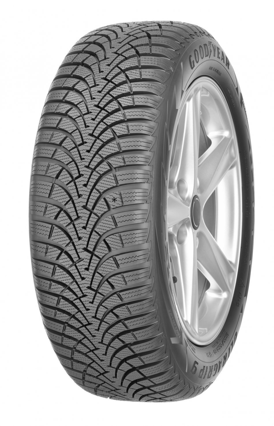 195/65R15 91T Goodyear UltraGrip 9