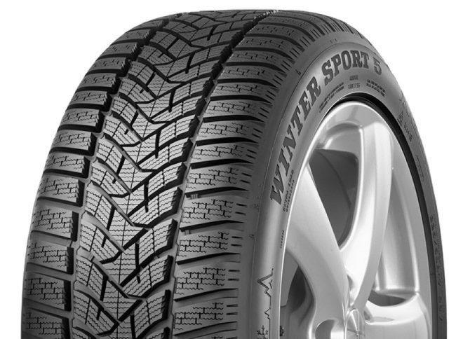 215/55R17 98V Dunlop Winter Sport 5