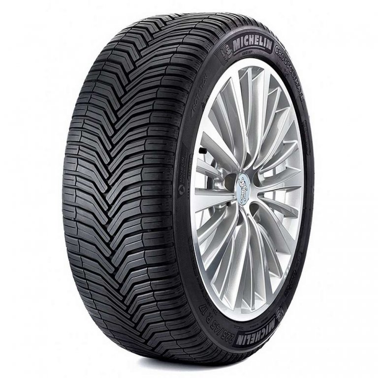 215/60R17 100V Michelin Crossclimate+