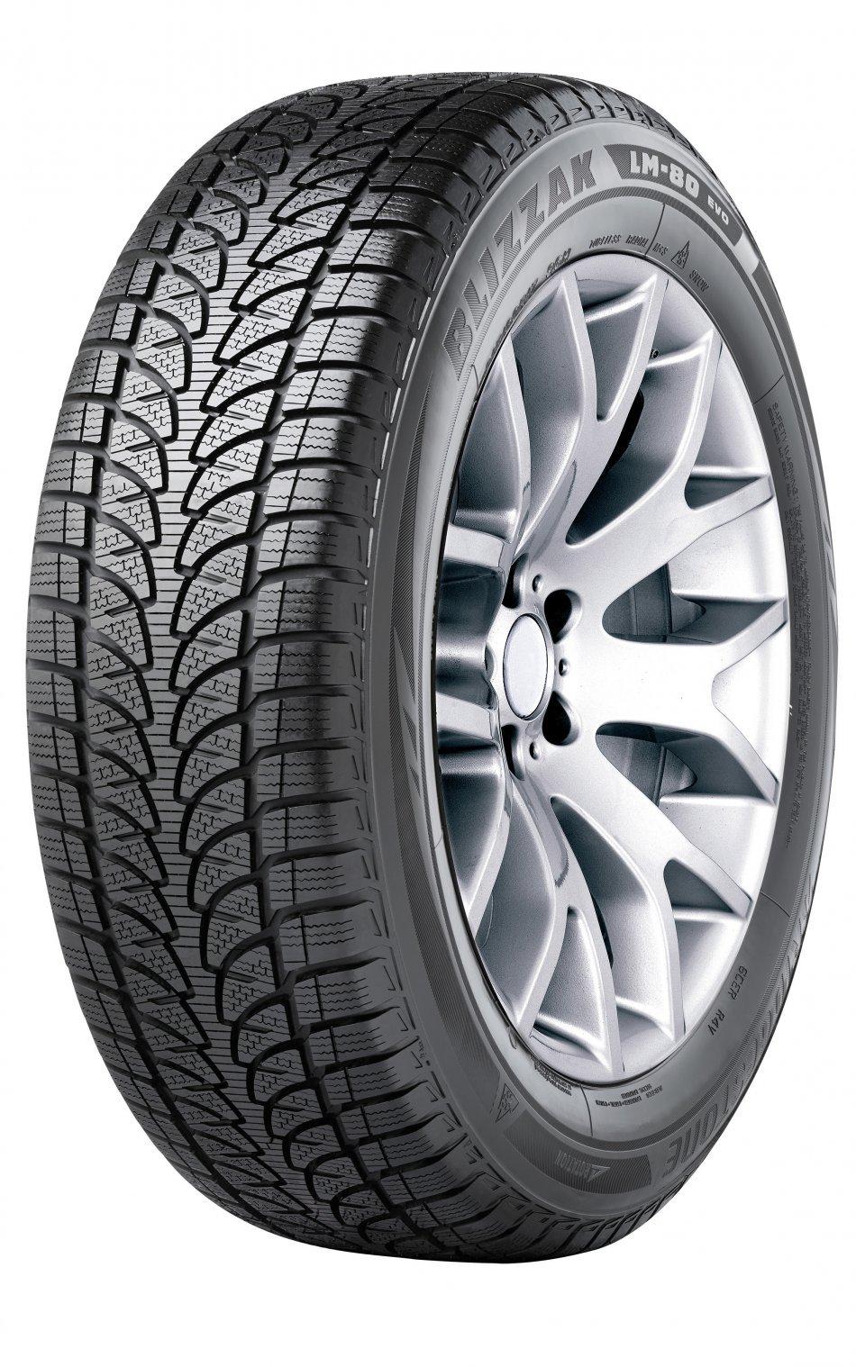 235/65R17 108H Bridgestone Blizzak LM80 Evo