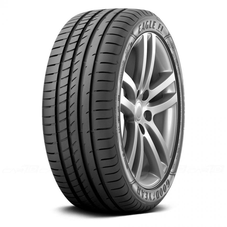245/45R18 100W Goodyear F1 Asymmetric 2