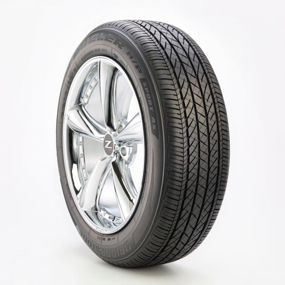 215/60R17 96H Bridgestone Dueler H/P Sport AS
