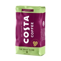 Cafea boabe - COSTA Bright Blend Retail 1 KG