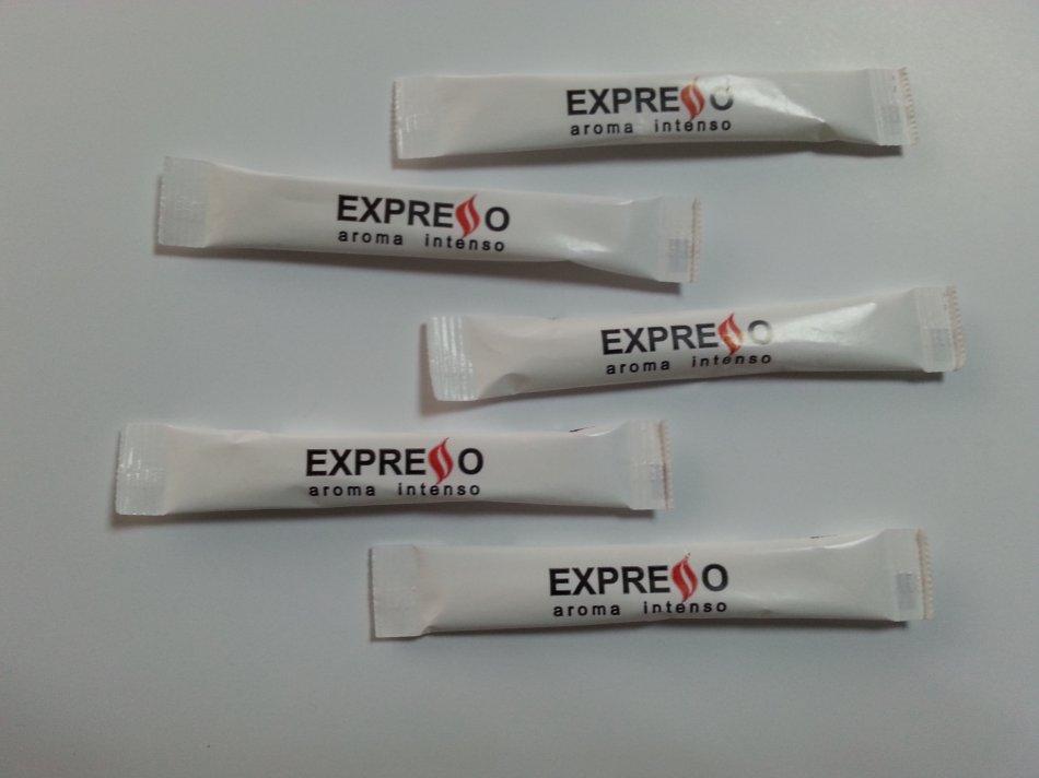 Zahar plic - Expresso (100buc/set)