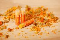Balsam de buze cu  Galbenele- Calendula Lip Balm