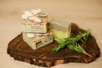 Sampon solid cu Argila Bentonite-Bentonite Shampoo Bar