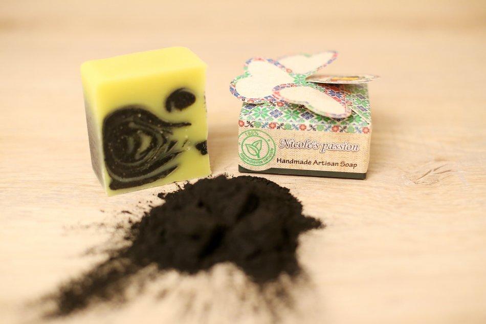 Sapun cu namol din Marea Moarta-Nicole's Passion Soap
