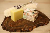 Sapun cu lapte de capra si lavanda- Gottie Soap