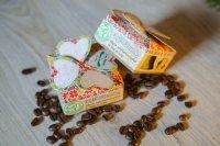 Sapun exfoliant cu cafea si ovaz-Coffee Harmony