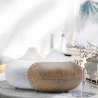 Difuzor Aromaterapie- stejar deschis 400 Ml