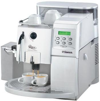 Saeco Royal Professional - Cappuccino