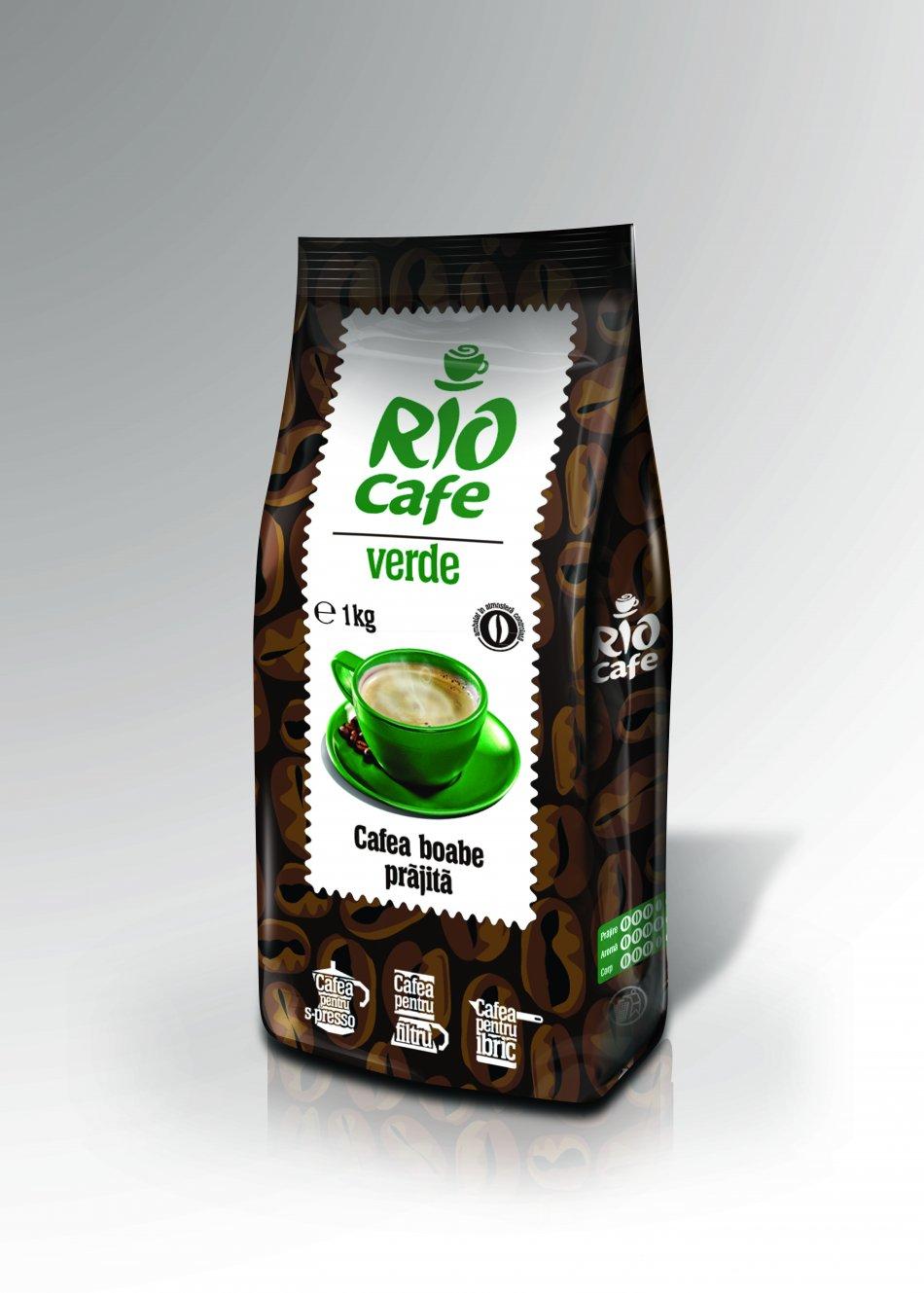 RIO Cafe verde 1Kg.