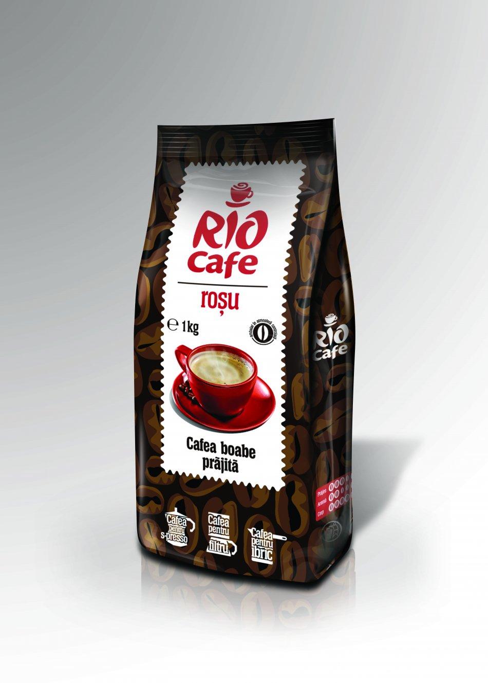 RIO cafe rosu 1 Kg.