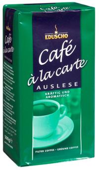 Cafea macinata - Eduscho Café a la Carte 500gr.