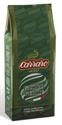 Cafea boabe - Carraro Globo Verde 1kg.