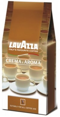 Cafea boabe - Lavazza Crema e Aroma 1kg.