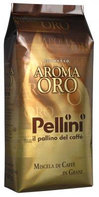 Cafea boabe - Pellini Aroma Oro 1kg.