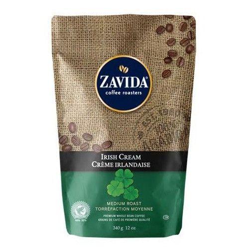 Cafea Zavida cu aroma de whisky (irich cream) 340gr./punga
