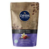 Cafea Zavida cu aroma de alune de padure si vanilie 340 gr./punga