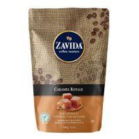 Cafea Zavida cu aroma de caramel (Caramel Royale ) 340 gr./punga