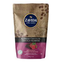 Cafea Zavida cu aroma de zmeura si ciocolata 340 gr./punga