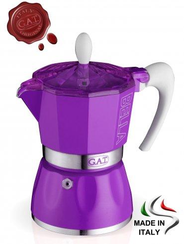 Cafetiera Colectia Bella - 3 cafele