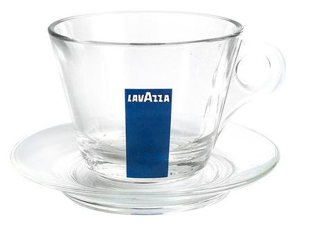 Ceasca sticla cafea espresso - Lavazza