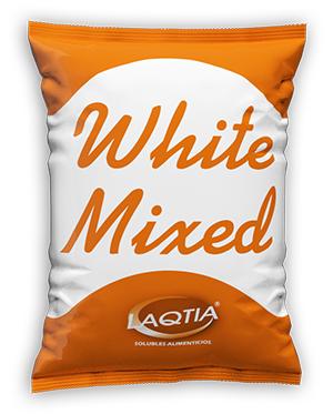 White Mixed LAQTIA