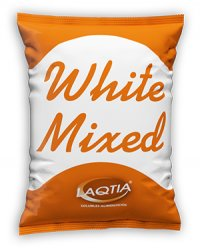 White Mixed LAQTIA