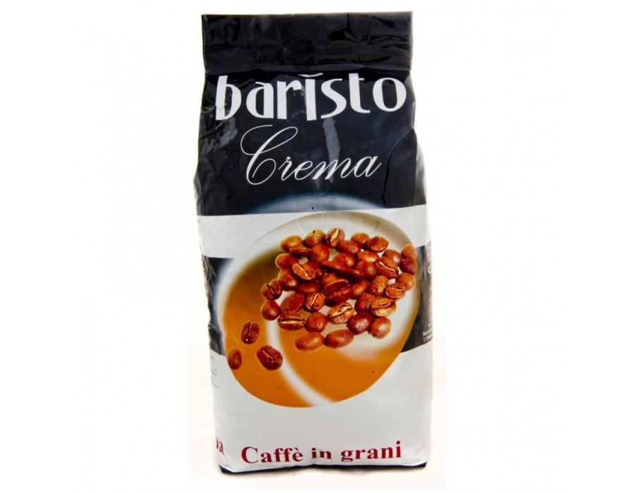 Cafea boabe BARISTO CREMA 1Kg.