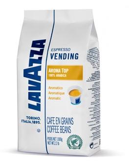 Cafea Boabe - Lavazza Aroma Top 1 kg.