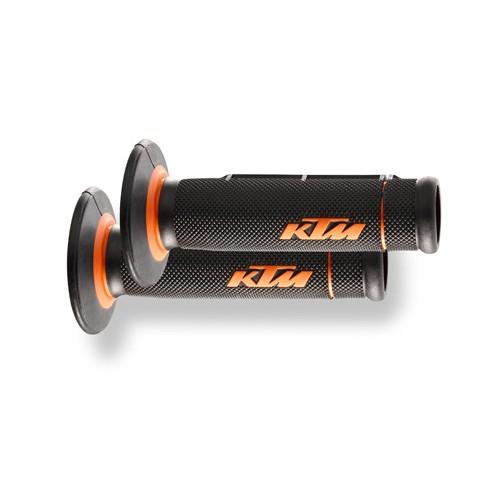 Mansoane KTM Black/Orange Dual Compound OEM