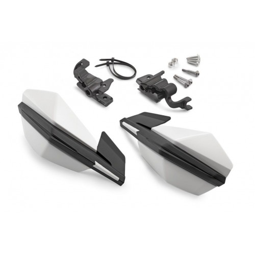Handguard MX KTM Alb